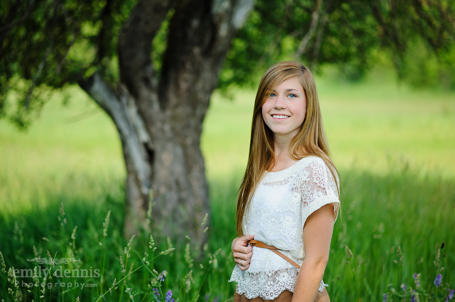 2013 L'Anse senior portrait session