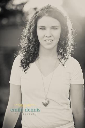 Rachel senior photo