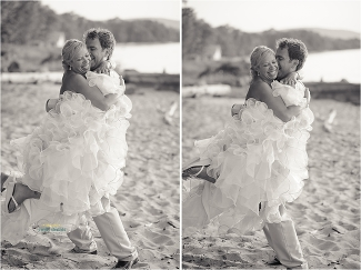 Jason + Angie wedding photo
