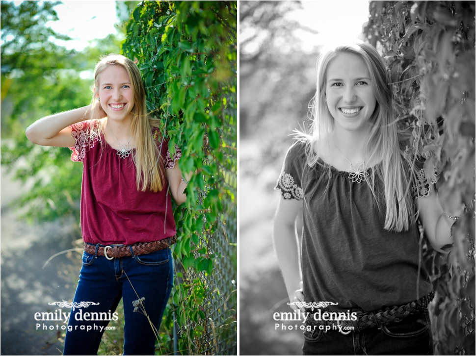 2013 Houghton High school senior