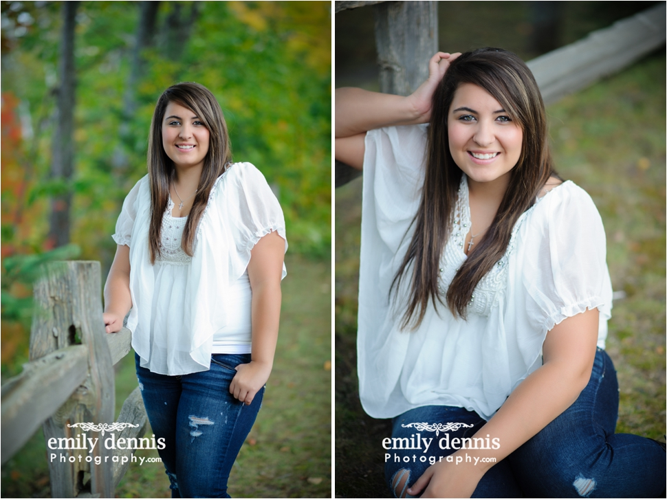 2013 Baraga Senior Portrait